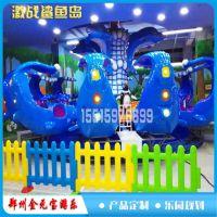 水上游乐设备激战鲨鱼岛 儿童游乐设备激战鲨鱼岛新视觉