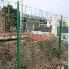 钢丝围栏网厂家 墨绿色围栏网 隔离网围栏
