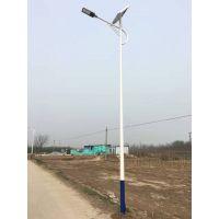 厂家直销陕西宝鸡新农村太阳能路灯6米12V30WLED太阳能路灯