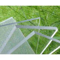 厂家直销抗紫外线耐高温阻燃PC耐力板 pc透明耐力板 3mm防火耐用