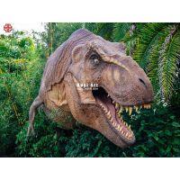 侏罗纪恐龙生态园林展