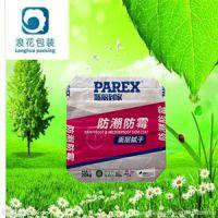 厂家定做环保可分解的瓷砖胶异形袋-江苏浪花