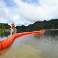 河道垃圾阻拦浮筒 重庆水库入口拦漂浮筒