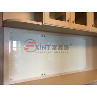 东莞U型办公移动白板7越秀支架式写字板7双面磁性展示板