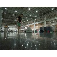 东莞南城、东城区厂房固化地坪——车间旧地面起灰处理