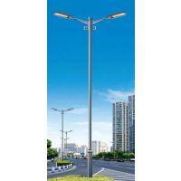 河北灯柱 灯杆 热镀锌喷塑铁质路灯杆供应批发