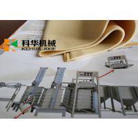 黑龙江豆腐皮机包含哪些配置,豆腐皮机多少钱一台,仿手工豆腐皮机厂家直销