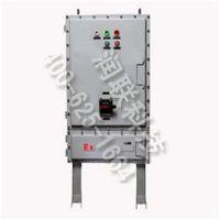 吴忠防爆变频调速箱BQX52系列隔爆型组合控制装置防爆变频柜BXK58