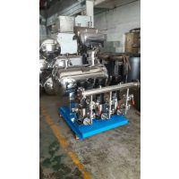 福建众度泵业园林喷灌恒压供水设备 WFG25/135-2G 流量:25M3/H, 扬程:135M