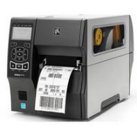 Zebra ZT410 300DPI工商用标签打印机生产日期、服装标识条码机