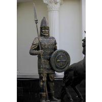 东莞原著雕塑公司厂家订做 人物造型雕像 酒店户外摆件
