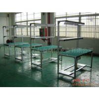 供应AMPLE 苏州多功能工作台,不锈钢工作桌,防静电铝材工位台