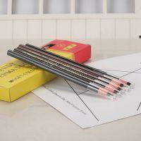 防水防汗拉线眉笔 影楼专用1818拉线笔卷纸软质拉线眉笔 彩妆