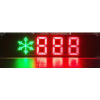 3个8字遥控公交线路牌 公交车888led电子线路牌可带雪花