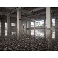 清溪水磨石晶面处理—寮步水磨石无尘处理、抛光打蜡地坪