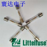 力特 0313015.MXP 32V 15A 6.3*32 玻璃管慢断保险丝熔断器管