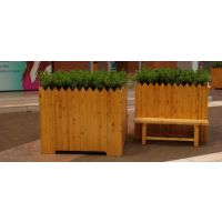 花箱|炭化木花箱|园林花箱|社区花箱|绿化花箱|塑木花箱|艺术花箱