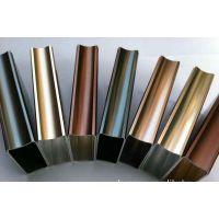 铝材cnc冲压加工拉丝喷砂磨光氧化着色