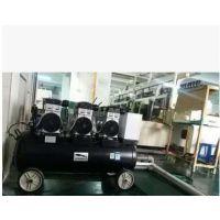 上海劲豹无油空压机食品行业8p功率6000w气桶容量200L静音无油空压机