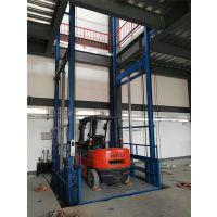 云南1-15吨工厂升降货梯哪有卖货梯的厂家-天锐机械
