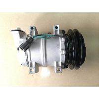 挖掘机PC120-6空调压缩机