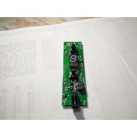 LED数码管发热衣温控板