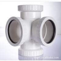 世丰pvc-u排水管 下水管 管材管件 消音立体四通