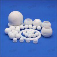 【百年德氟】高光洁度铁氟龙球 5mm、6mm、8mm四氟珠子 工厂定做