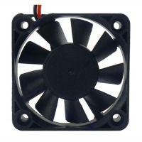 直流5010散热风扇 5V12V24V静音 LED灯汽车功放电动车充电器风扇