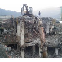 浦东川沙办公楼拆除,浦东废旧厂房拆除,上海浦东金桥倒闭厂房拆除