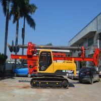 建筑机械高效专业新型旋挖机桩工机械