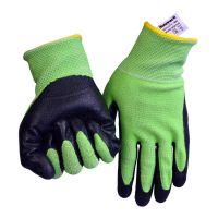 霍尼韦尔NEO45755GCN 聚氨酯PU涂层HPPE5级防割手套