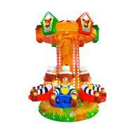 小熊抱抱 儿童乐园室内游乐设备 公园商场游乐设备 新款摇摆机 大成动漫科技