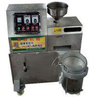 如何选择好的榨油机 花生榨油机直销 多功能生榨榨油机 榨油机多少钱