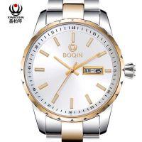 鑫柏琴淘宝爆款厂家直销一手货源夜光防水石英手表男士高档商务经典款腕表