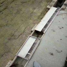 新云 游泳池不锈钢篦子 带长条形排水孔 304游泳池水箅子