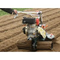 湖南西瓜种植开沟机 旱地高效田园管理机 柴油大马力电启动开沟机参数思路机械生产厂家