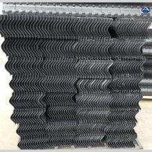 【水处理材料】凉水塔益美高收水器哪里有卖的 PVC黑色材料 坚固耐用 河北华强