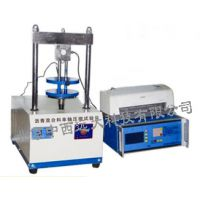 中西供沥青混合料单轴压缩试验仪 型号:SYD-0713库号:M232916