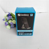 厂家直销印刷彩盒手机支架盒电子产品包装盒各类彩盒可定制