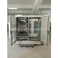 中国铁塔OLT网络机柜,户外柜UPS电源、后备蓄电池组、ODF光配单元