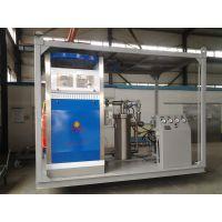 LNG加注撬、低温潜液泵加注、液化天然气加液站、2000L整体撬装、河北南星牌