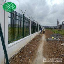佛山专业生产热镀锌护栏 湛江工厂铁艺围墙防护栏优廉