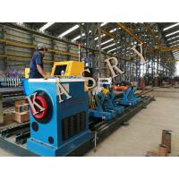 钢结构相贯线加工配套设备 管桁架专用相贯线切割机