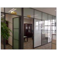 深圳厂家直销办公室中空百叶玻璃隔断电动手动百叶遮阳