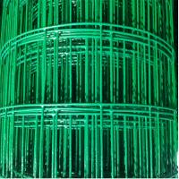浸塑荷兰网 包塑铁丝焊接网 圈玉米网现货
