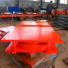 GKQZ抗震钢结构网架橡胶支座厂家可靠 摩擦摆球型支座厂家