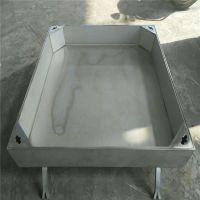 金聚进 按需定制 防沉降井盖 304不锈钢沟盖板 高强度窨井盖 雨水井盖