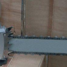 供应气动金刚石链锯 以空气压缩机为动力 导板长度350mm,500mm