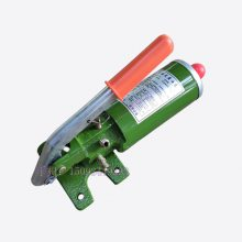 JS系列卧式混凝土搅拌机手动润滑黄油泵 工程机械浓油润滑泵厂家
